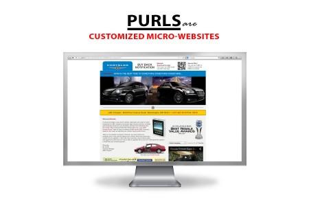 PURLS Personalized URLs