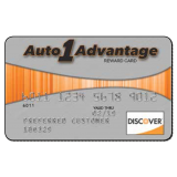 Automotive Direct Mail Marketing Faux Plastic Cards