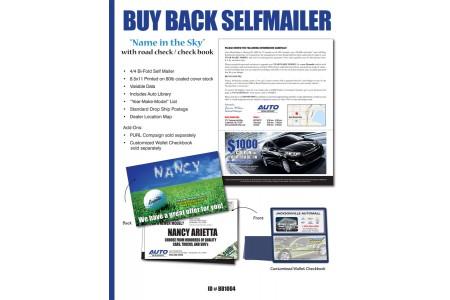 Buy Back Automotive Direct Mail Marketing