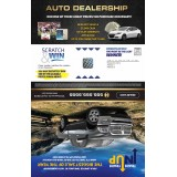 Trade in and Trade Up Automotive Direct Mail Advertising