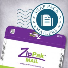 Snap Pack Mailers