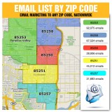 Email List by Zip Code