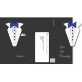 Tuxedo Automotive Advertsing Invitation Mailer