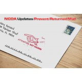 National Change of Address Database List Update