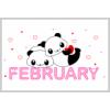 February