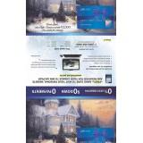 Seasonal Holiday Direct Mail Marketing Cards