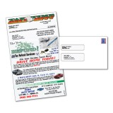 Tax Season Direct Mail Automotive