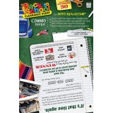 Back to School 11x17 EDDM self mailer